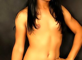 Athletic TGirl Body