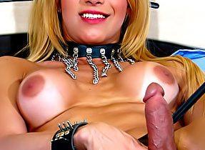 Bossy Tgirl Chick