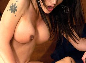 Dominated By Steamy TGirl