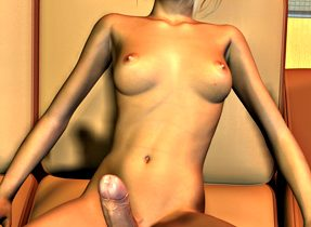Enormous Dick 3d Transexual