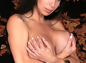 Enormous Tit Latina T-Girl