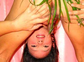 Horny Little Thai T-Girl Exposes All