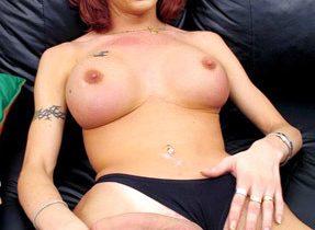 Massive Penis Femboy Redhead Solo