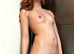 Sensuous Black Stockings On Tgirl