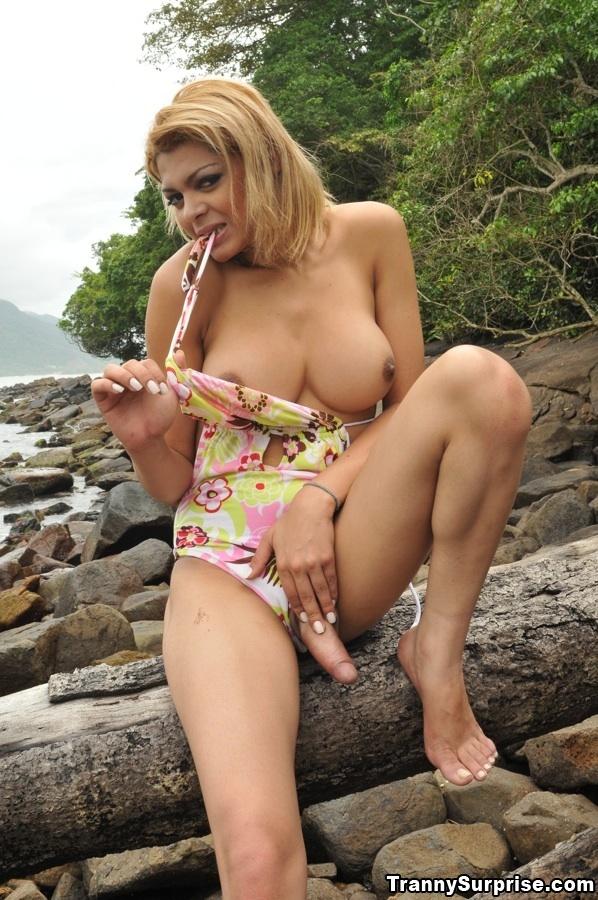 T-Girl Bikini Girl