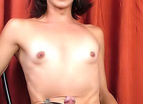 T-Girl In A Steamy Belt