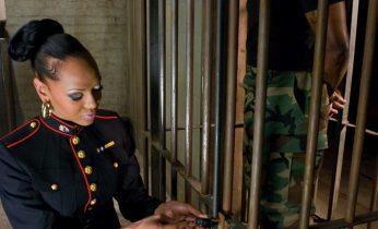 Tgirl Military Officer